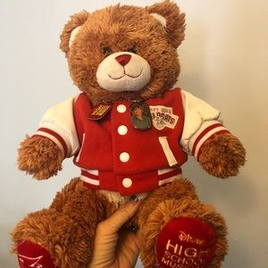 High school musical build a Bear